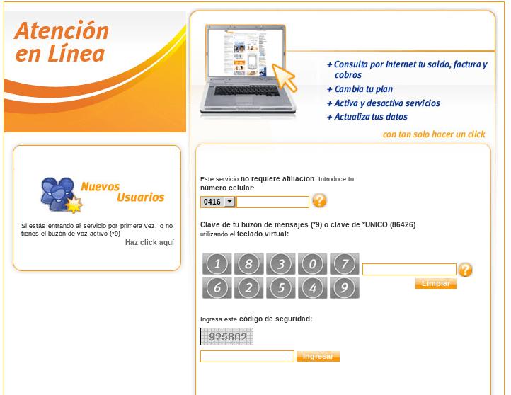 Activar Megas Servicios Y Cambiar De Plan En Movilnet Mixtecnico