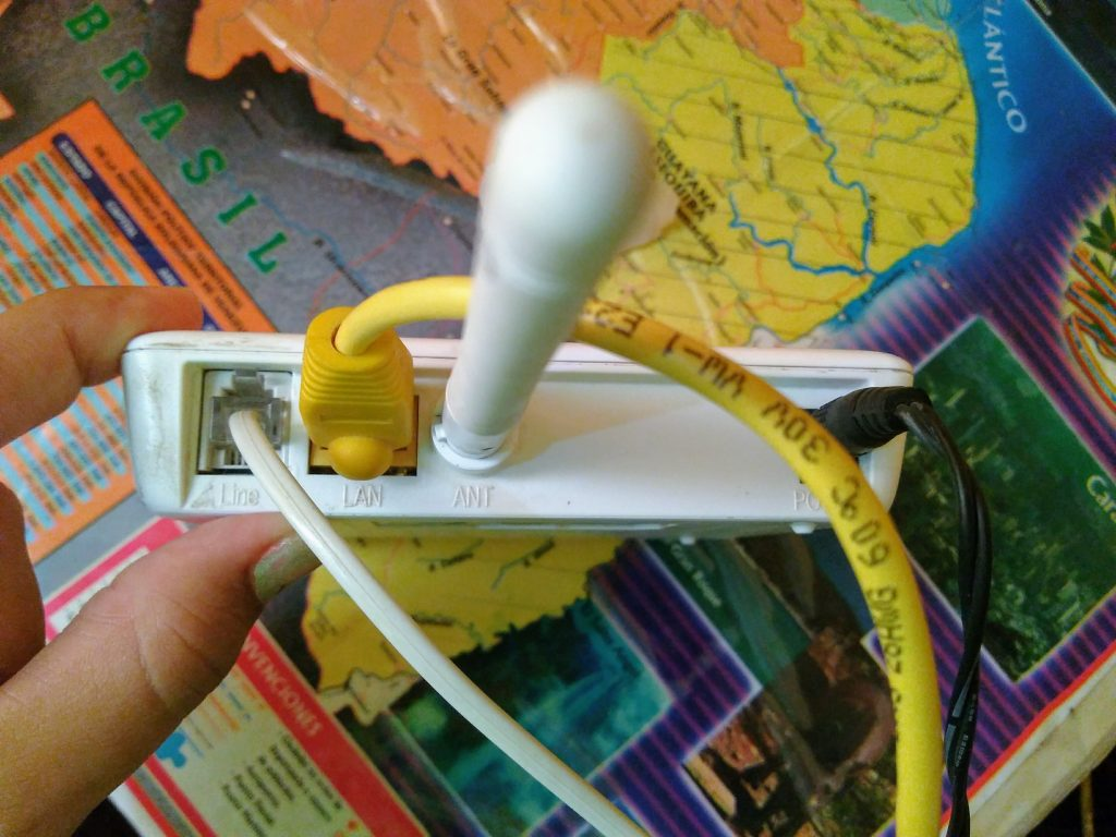 puertos modem WA41R